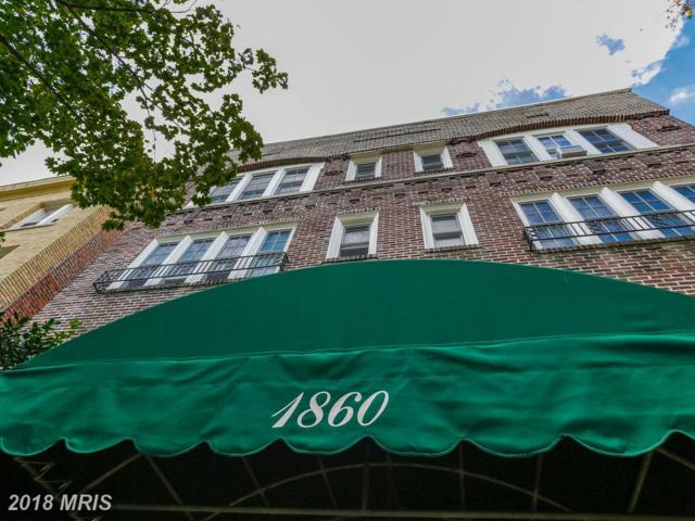 1860 California Street NW #101, Washington, DC 20009 (#DC10099758) :: The Cox & Cox Group at Keller Williams Realty International