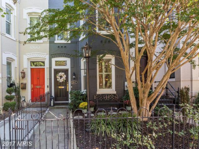 1313 22ND Street NW, Washington, DC 20037 (#DC10100968) :: Pearson Smith Realty