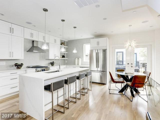 20 Channing Street NW #1, Washington, DC 20001 (#DC10102301) :: Eng Garcia Grant & Co.