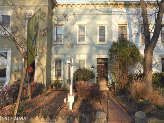 406 Kentucky Avenue SE, Washington, DC 20003 (#DC10113063) :: Eng Garcia Grant & Co.