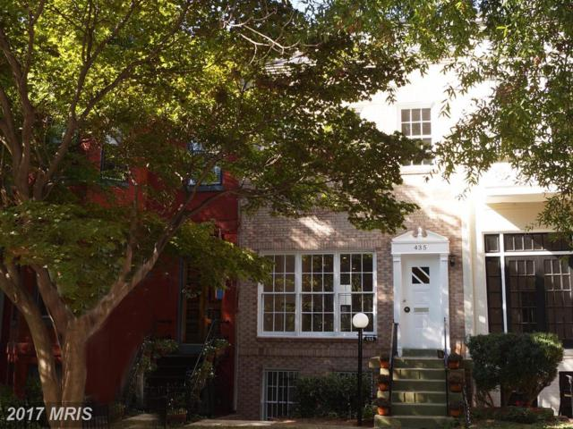 435 New Jersey Avenue SE, Washington, DC 20003 (#DC10114682) :: The Cox & Cox Group at Keller Williams Realty International