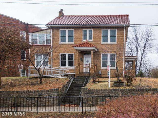 2826 Pennsylvania Avenue SE, Washington, DC 20020 (#DC10132508) :: Pearson Smith Realty