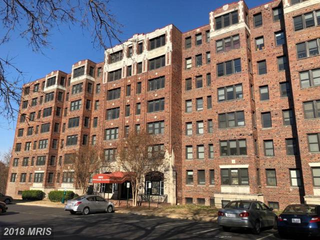 3900 14TH Street NW #210, Washington, DC 20011 (#DC10159365) :: The Cox & Cox Group at Keller Williams Realty International