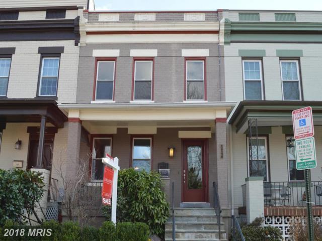 826 Otis Place NW, Washington, DC 20010 (#DC10177634) :: CR of Maryland