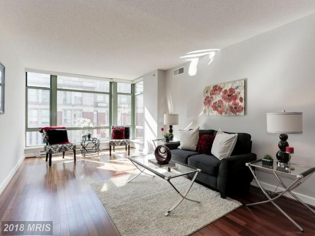 1150 K Street NW #1108, Washington, DC 20005 (#DC10177890) :: SURE Sales Group