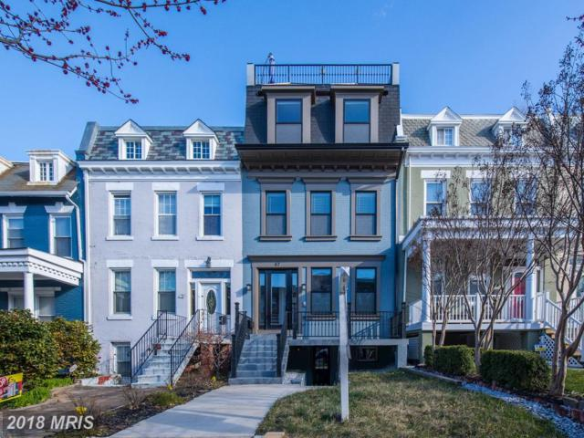 67 V Street NW #3, Washington, DC 20001 (#DC10180138) :: SURE Sales Group