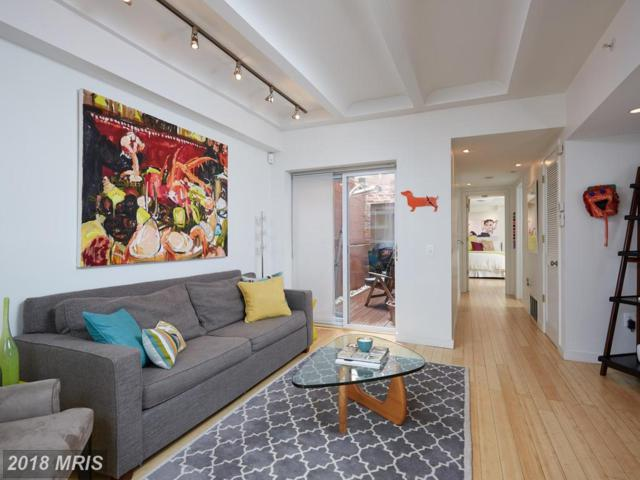 1632 S Street NW #2, Washington, DC 20009 (#DC10199172) :: The Cox & Cox Group at Keller Williams Realty International