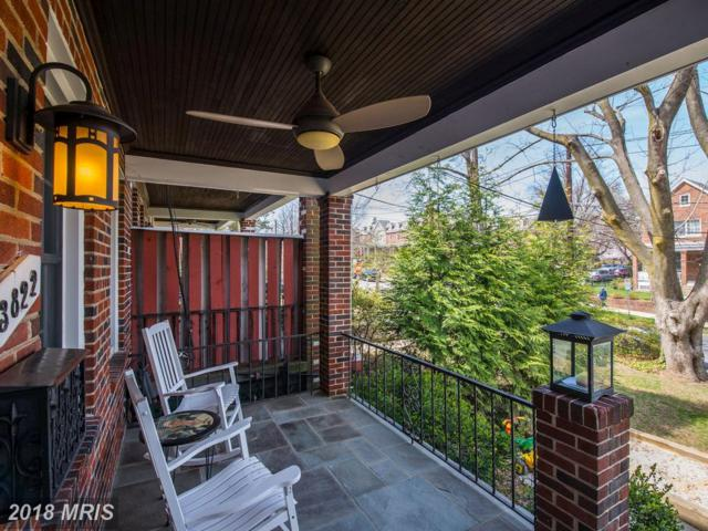 3822 W Street NW, Washington, DC 20007 (#DC10200347) :: ExecuHome Realty