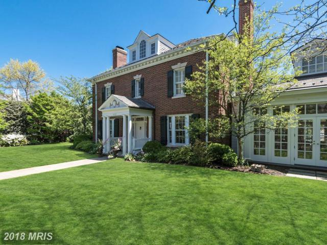 2727 34TH Place NW, Washington, DC 20007 (#DC10230149) :: Dart Homes