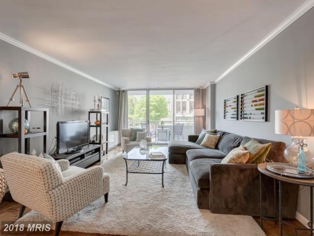 3001 Veazey Terrace NW #609, Washington, DC 20008 (#DC10243820) :: Eng Garcia Grant & Co.
