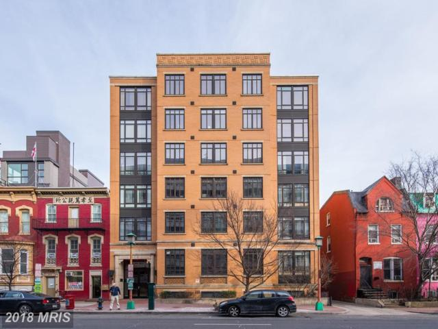 809 6TH Street NW #55, Washington, DC 20001 (#DC10267546) :: The Withrow Group at Long & Foster