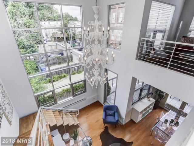 2410 17TH Street NW #311, Washington, DC 20009 (#DC10269160) :: Keller Williams Pat Hiban Real Estate Group