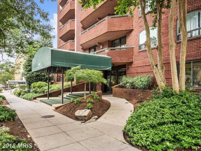 4444 Connecticut Avenue NW #205, Washington, DC 20008 (#DC10276294) :: SURE Sales Group