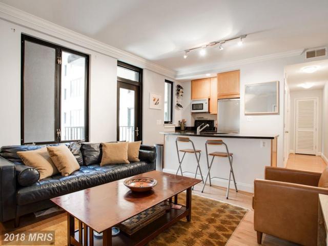 1701 16TH Street NW #340, Washington, DC 20009 (#DC10282038) :: Crossman & Co. Real Estate