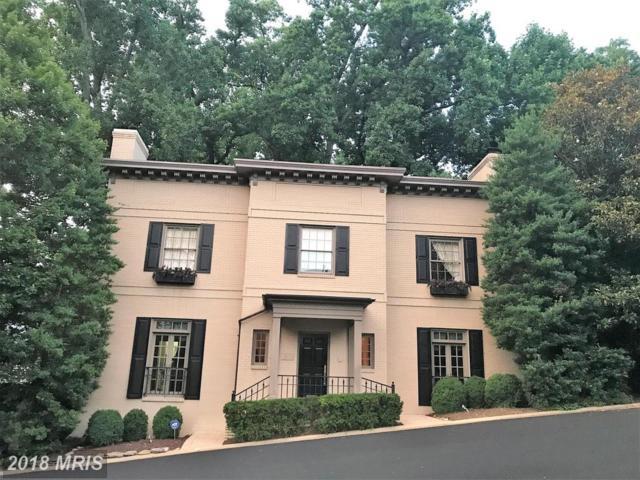 4802 Foxhall Crescent NW, Washington, DC 20007 (#DC10284122) :: Bob Lucido Team of Keller Williams Integrity