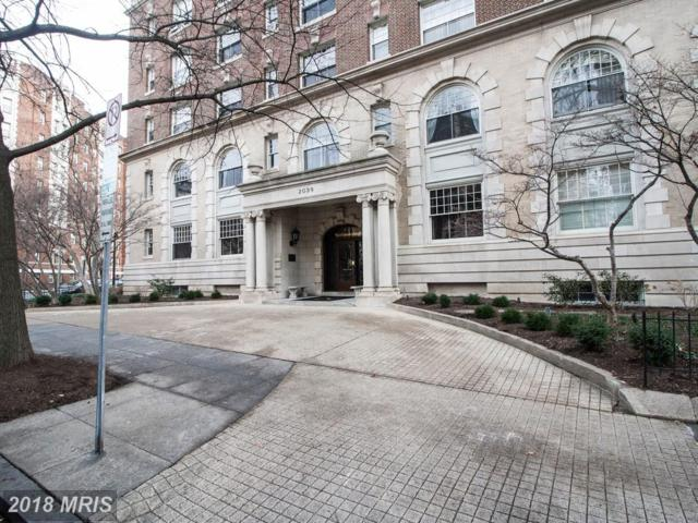 2039 New Hampshire Avenue NW #608, Washington, DC 20009 (#DC10286249) :: Crossman & Co. Real Estate