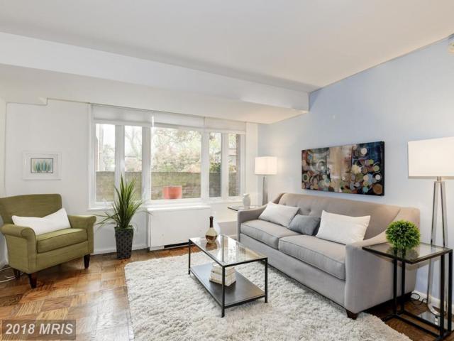 2400 41ST Street NW #103, Washington, DC 20007 (#DC10289536) :: Keller Williams Pat Hiban Real Estate Group
