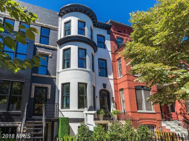 1309 R Street NW #1, Washington, DC 20009 (#DC10292796) :: Provident Real Estate