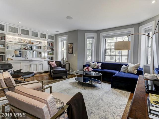 1801 16TH Street NW #112, Washington, DC 20009 (#DC10295436) :: Crossman & Co. Real Estate
