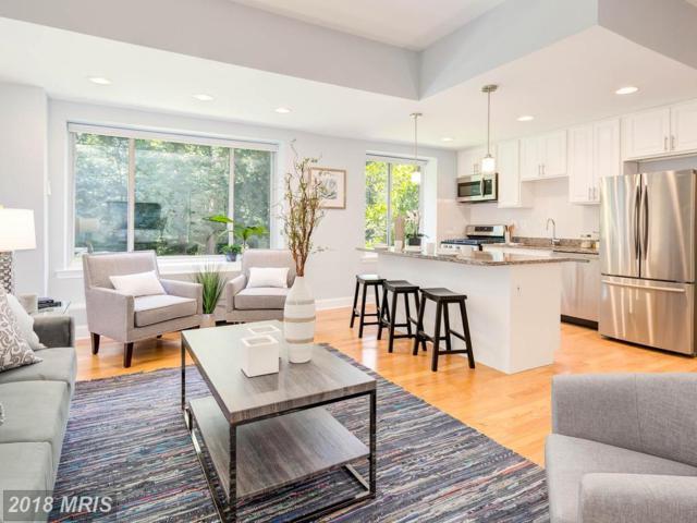 4100 W Street NW #107, Washington, DC 20007 (#DC10295464) :: Keller Williams Pat Hiban Real Estate Group