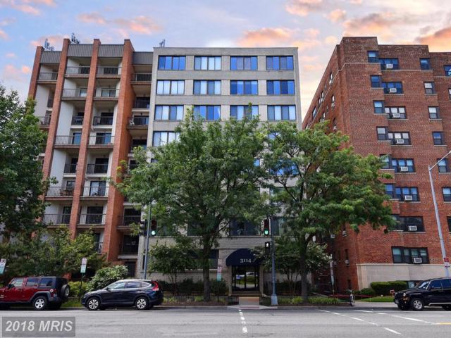3114 Wisconsin Avenue NW #804, Washington, DC 20016 (#DC10296777) :: Charis Realty Group