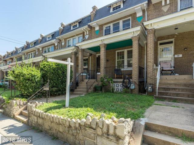 5103 5TH Street NW, Washington, DC 20011 (#DC10297189) :: Keller Williams Pat Hiban Real Estate Group