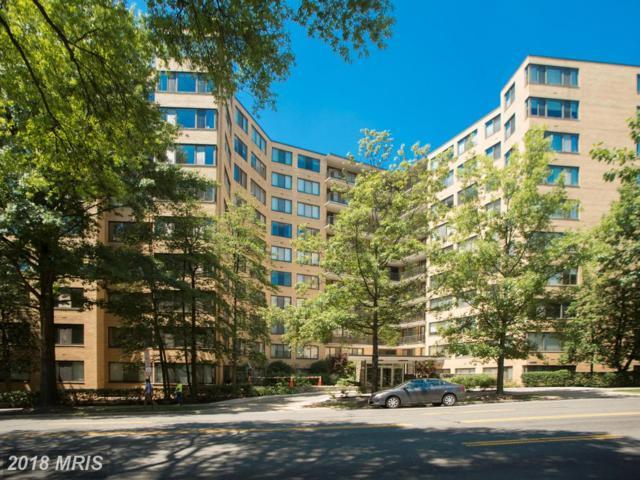 4740 Connecticut Avenue NW #806, Washington, DC 20008 (#DC10298242) :: RE/MAX Executives