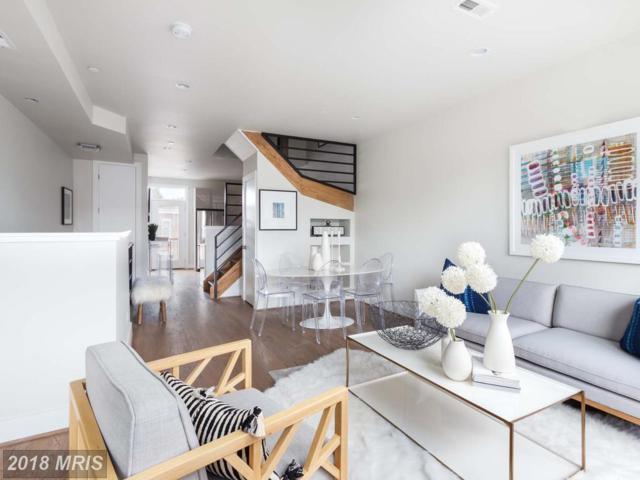 619 Harvard Street NW Unit #1, Washington, DC 20001 (#DC10298274) :: Keller Williams Pat Hiban Real Estate Group
