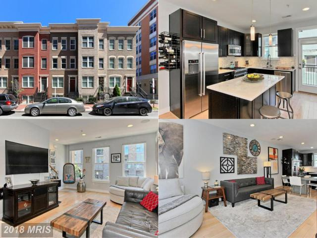 751 P Street NW #8, Washington, DC 20001 (#DC10301042) :: RE/MAX Executives