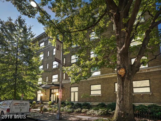 1734 P Street NW #33, Washington, DC 20036 (#DC10302357) :: Crossman & Co. Real Estate