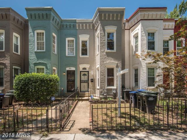 1818 8TH Street NW, Washington, DC 20001 (#DC10303008) :: Crossman & Co. Real Estate