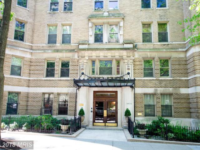 1870 Wyoming Avenue NW #402, Washington, DC 20009 (#DC10303770) :: SURE Sales Group
