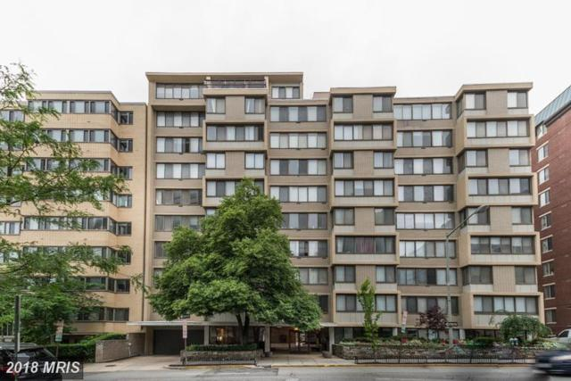522 21ST Street NW 611A, Washington, DC 20006 (#DC10306225) :: Crossman & Co. Real Estate