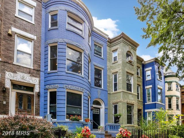 22 Rhode Island Avenue NW #2, Washington, DC 20001 (#DC10308240) :: Crossman & Co. Real Estate