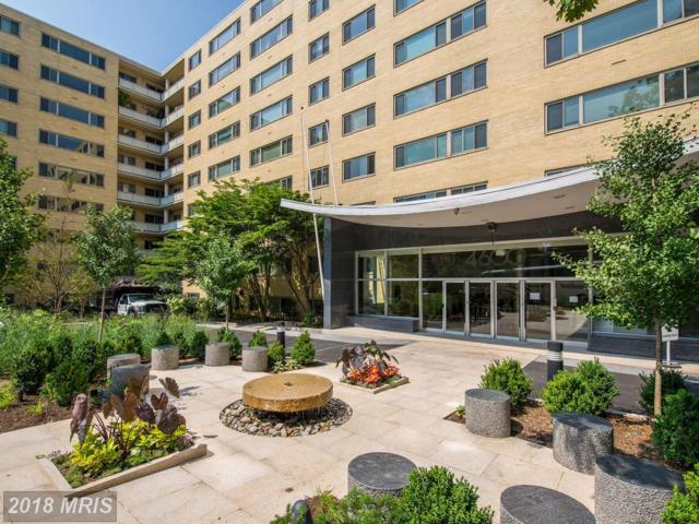 4600 Connecticut Avenue NW #606, Washington, DC 20008 (#DC10309100) :: RE/MAX Executives