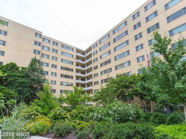 4600 Connecticut Avenue NW 110/110A, Washington, DC 20008 (#DC10310408) :: RE/MAX Executives