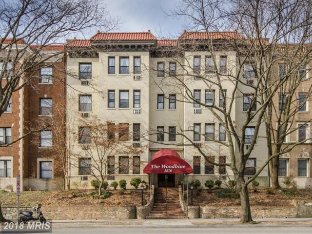 3616 Connecticut Avenue NW #207, Washington, DC 20008 (#DC10315947) :: Pearson Smith Realty