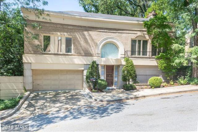 4522 Foxhall Crescent NW, Washington, DC 20007 (#DC10335180) :: The Maryland Group of Long & Foster
