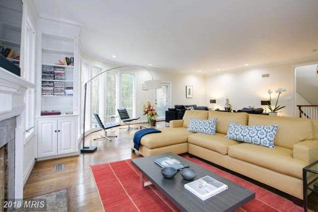 4615 Foxhall Crescent NW, Washington, DC 20007 (#DC10337093) :: The Maryland Group of Long & Foster