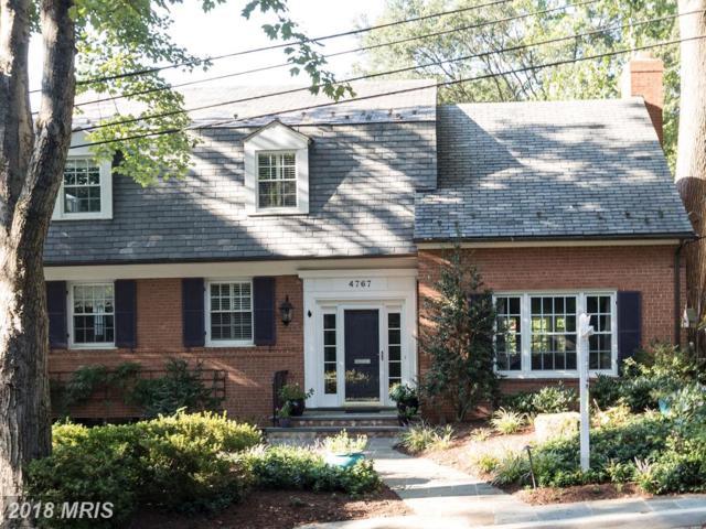 4767 Berkeley Terrace NW, Washington, DC 20007 (#DC10338886) :: Labrador Real Estate Team