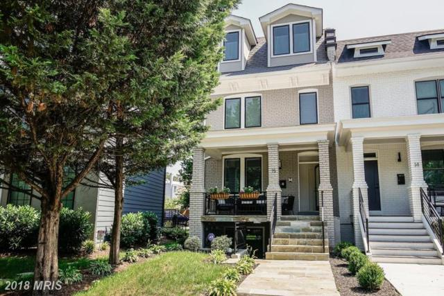 15 Grant Circle NW #3, Washington, DC 20011 (#DC10349371) :: The Maryland Group of Long & Foster