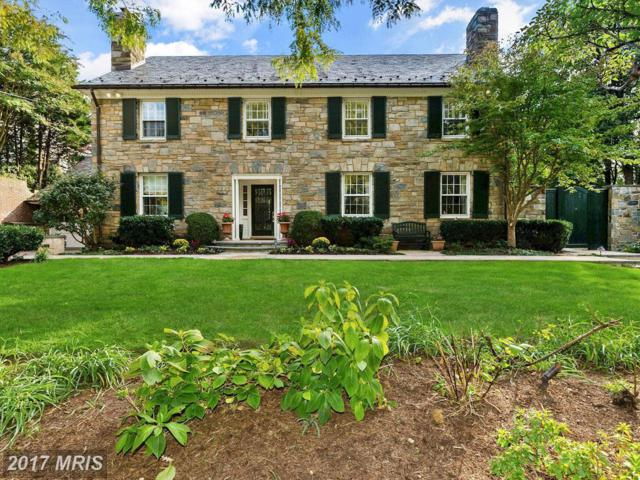3241 Woodland Drive NW, Washington, DC 20008 (#DC9810239) :: Pearson Smith Realty