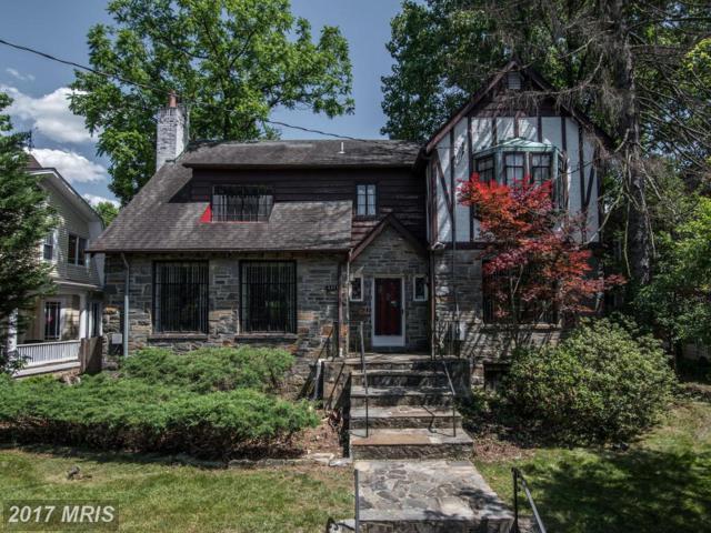 4315 Argyle Terrace NW, Washington, DC 20011 (#DC9964584) :: Pearson Smith Realty