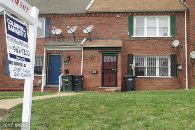 5024 Jay Street NE, Washington, DC 20019 (#DC9967825) :: LoCoMusings