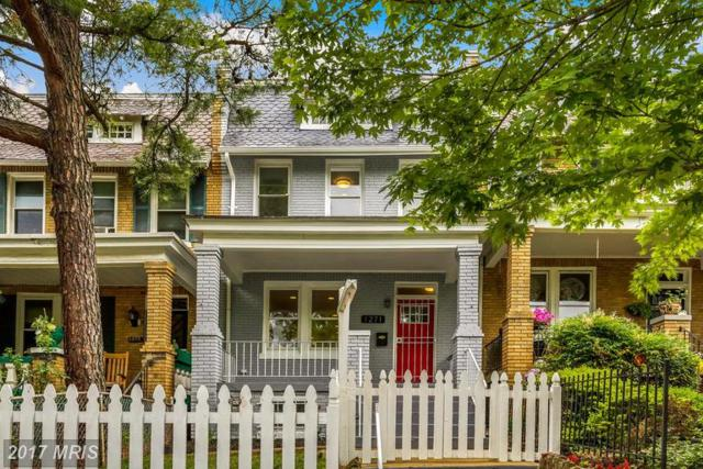 1271 Holbrook Terrace NE, Washington, DC 20002 (#DC9968857) :: LoCoMusings