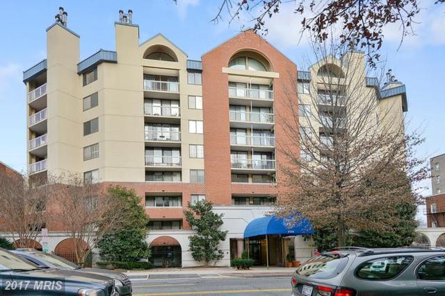 2725 Connecticut Avenue NW #107, Washington, DC 20008 (#DC9975245) :: LoCoMusings