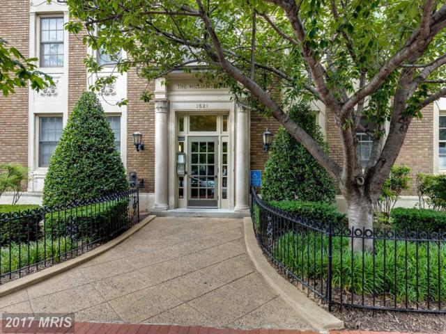 1621 T Street NW #707, Washington, DC 20009 (#DC9982041) :: The Cox & Cox Group at Keller Williams Realty International