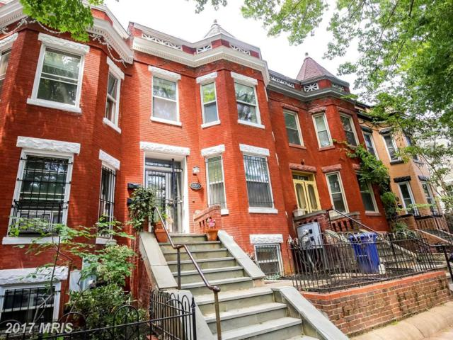 1709 Euclid Street NW #1, Washington, DC 20009 (#DC9983062) :: The Cox & Cox Group at Keller Williams Realty International
