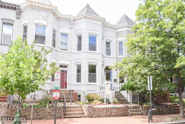 58 Randolph Place NW, Washington, DC 20001 (#DC9983924) :: Eng Garcia Grant & Co.