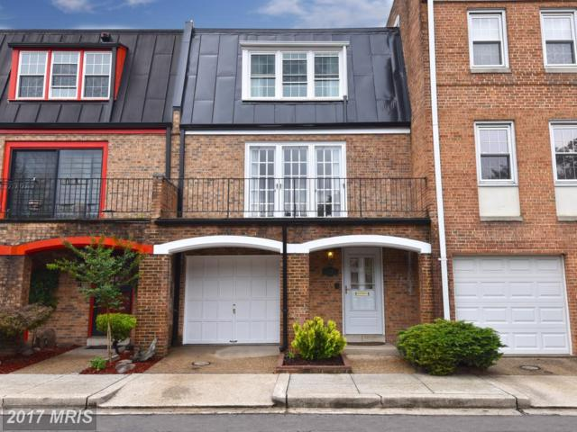 624 4TH Place SW, Washington, DC 20024 (#DC9995355) :: Pearson Smith Realty